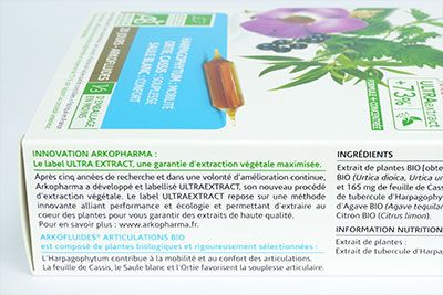harpagophytum contre indication