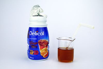 Delical boisson fruit gout