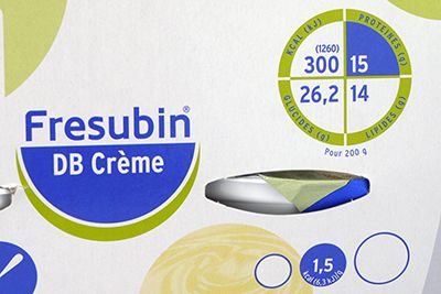 Fresubin db creme composition