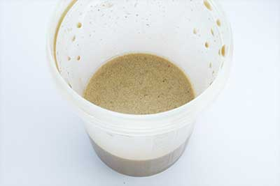 Mousse de Eafit pure whey