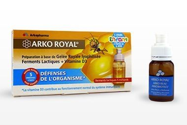 Arko Royal défenses Enfant - Arkopharma