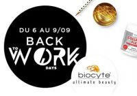 [Terminé] Promo : Back to work days chez Boticinal Powersanté