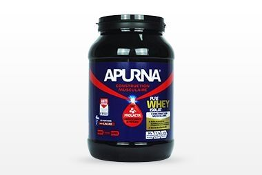 Whey Elite (Pure Whey Isolat) - Apurna