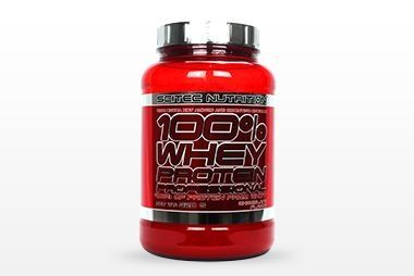 100% Whey Professional - SCITEC Nutrition
