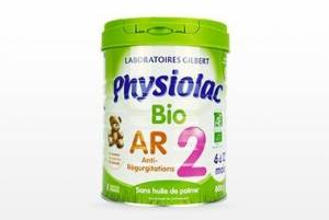 Physiolac Bio 2 AR - Gilbert
