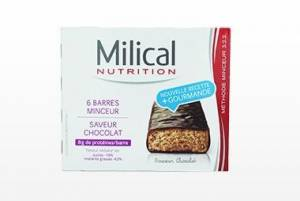 Barres minceur Milical